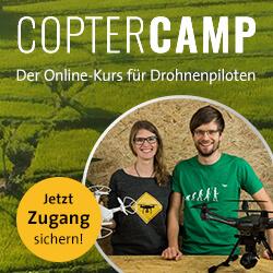 Drohnen-Online-Kurs für Einsteiger