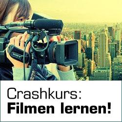 Crashkurs: Filmen lernen!