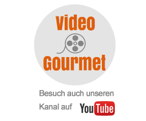 Videogourmet bei YouTube