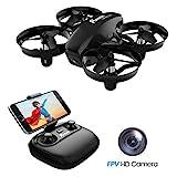 Potensic Mini Drohne mit Kamera RC Quadrocopter Drohne 2.4Ghz FPV Live Übertragung...