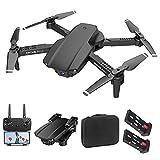 Drohne Mit Kamera 4K HD Faltbar RC Quadrocopter APP Live Übertragung Flugzeit 40...