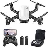 Potensic Drohne mit Kamera 2K HD FPV Kamera Live Übertragung Handy mit 20min...