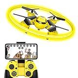 Q8 FPV Drohne mit Kamera HD Live übertragung und Nachtlicht,RC WiFi Drone...