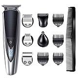 Hatteker Bartschneider Haarschneider Herren Haarschneidemaschine Haartrimmer...