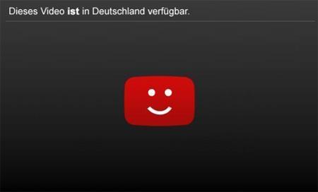Keine YouTube Sperre mehr | Foto: YouTube