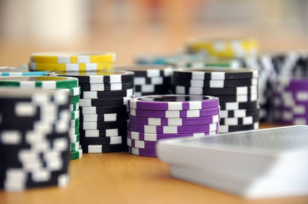 Casino Spielchips | Foto: fielperson, pixabay.com, CC0 Creative Commons
