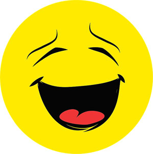 Emotion: Lachen | Bild: OpenClipart-Vectors, pixybay.com, CC0 Creative Commons