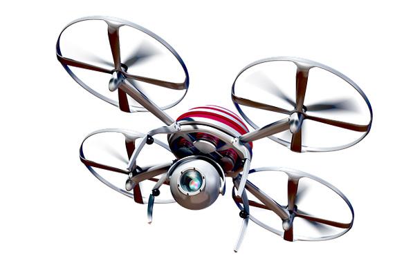 Quadrocopter mit Kamera | Foto: alles, pixabay.com, CC0 Creative Commons
