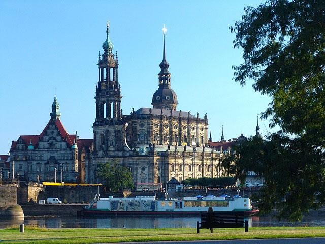 Altstadt von Dresden | Foto: Pauline_17, pixabay.com, CC0 Creative Commons