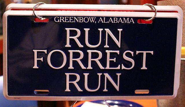 Forrest Gump | Foto: Pravito, xxxx