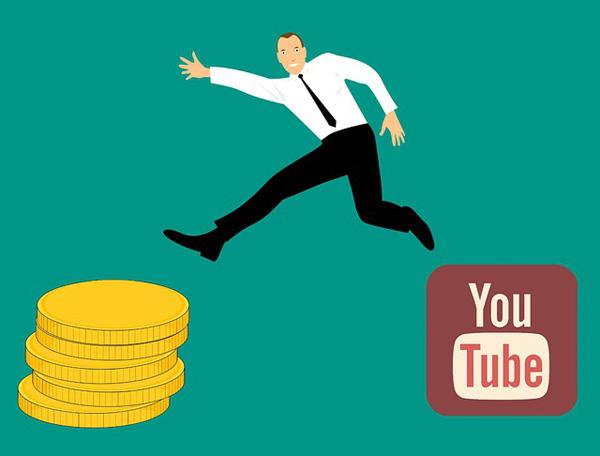 Mit Youtube Geld verdienen | Bild: mohamed_hassan, pixabay.com, CC0 Creative Commons