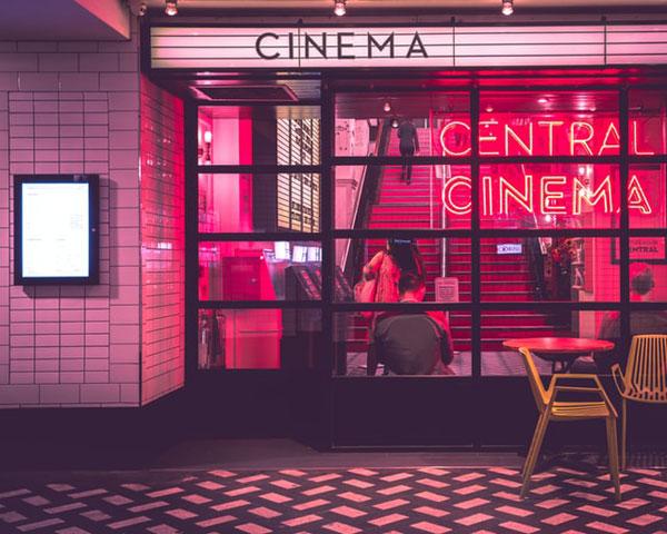 Kino | Foto: Myke Simon, unsplash.com